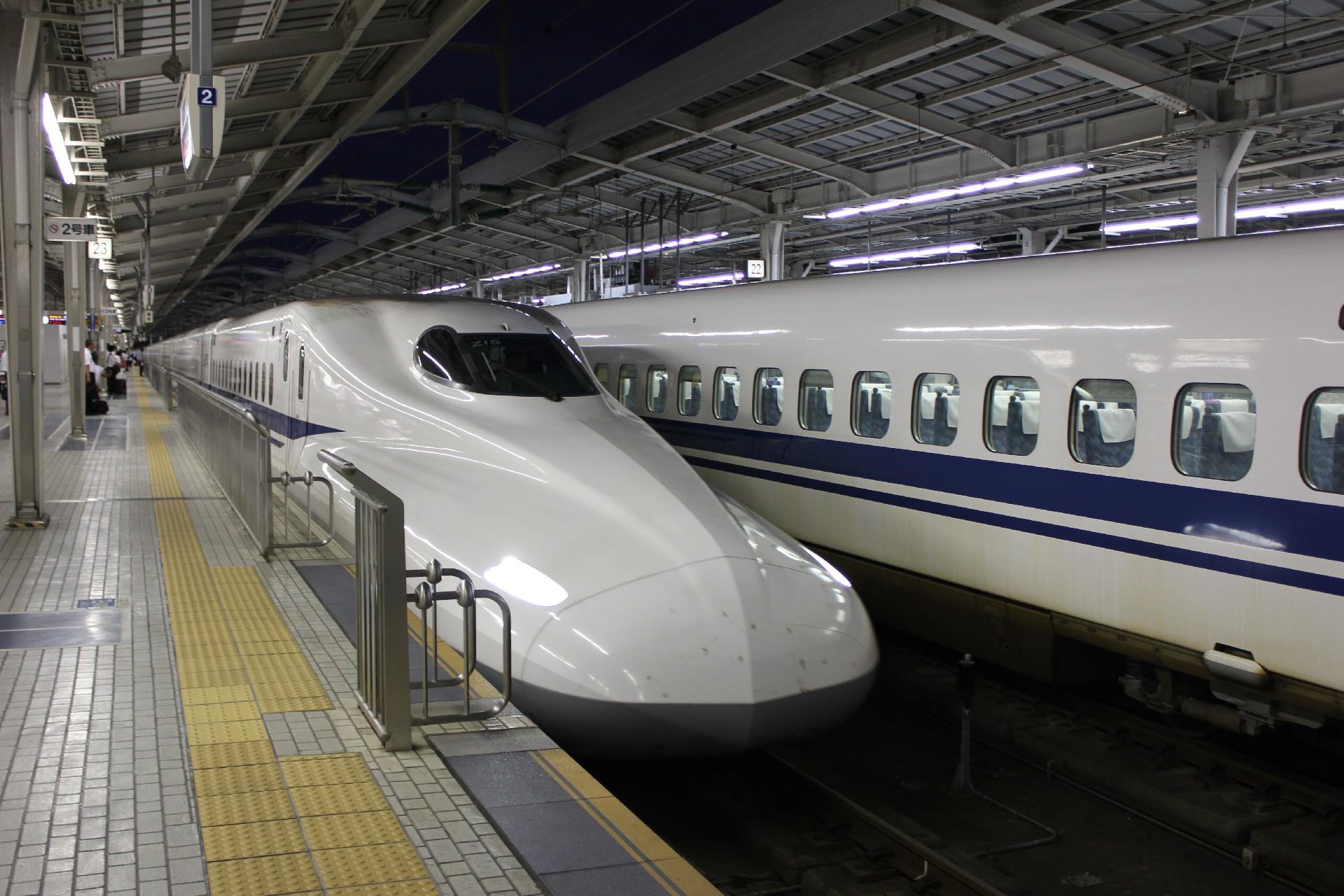 彼氏彼女や家族を新幹線ホームまで見送る方法