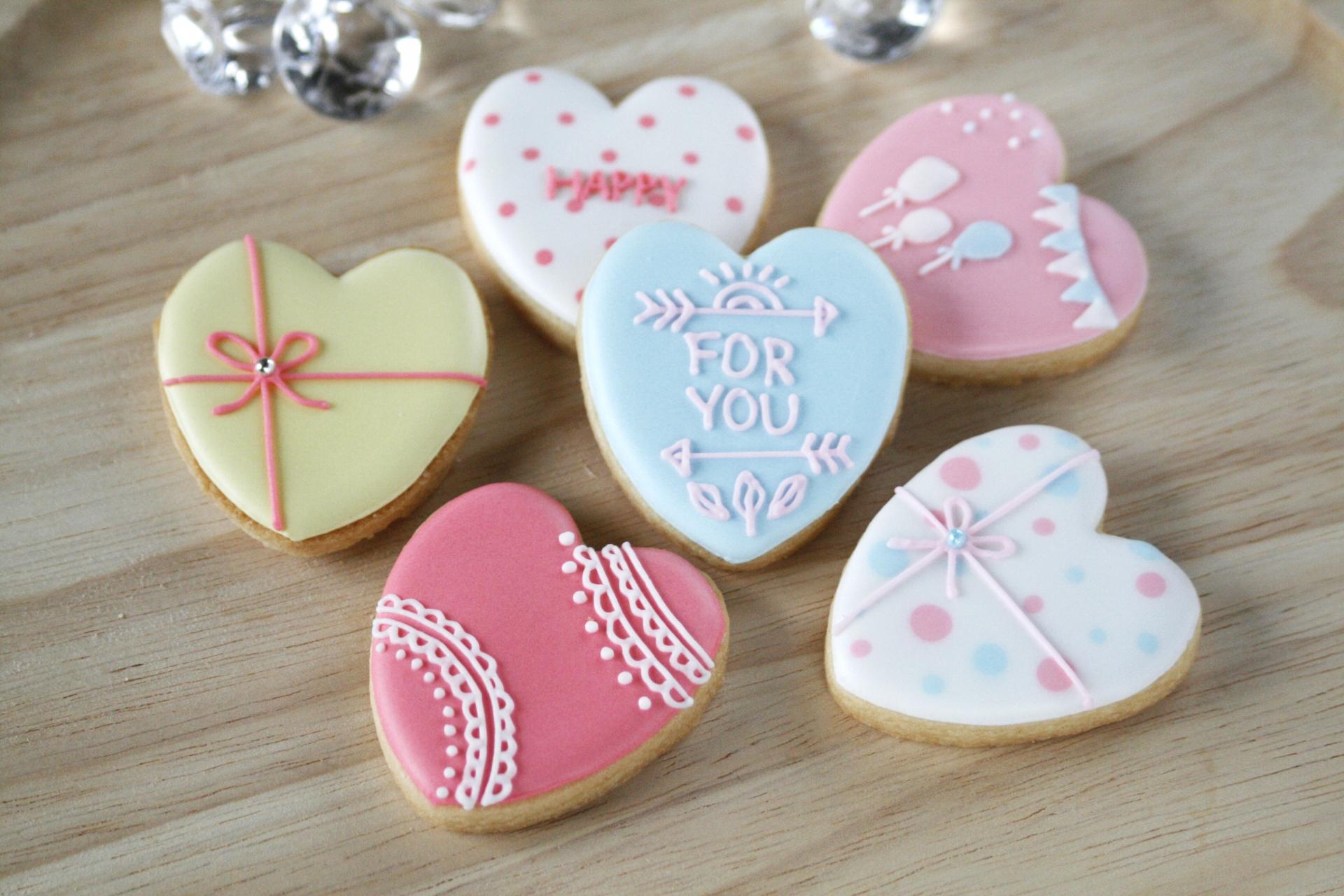 誕生日は一味違うアイシングクッキーを食べよう!レシピと通販で購入する時のおすすめショップまとめ