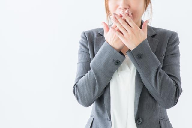 【口】身体の慣用句とその使い方・例文パート4